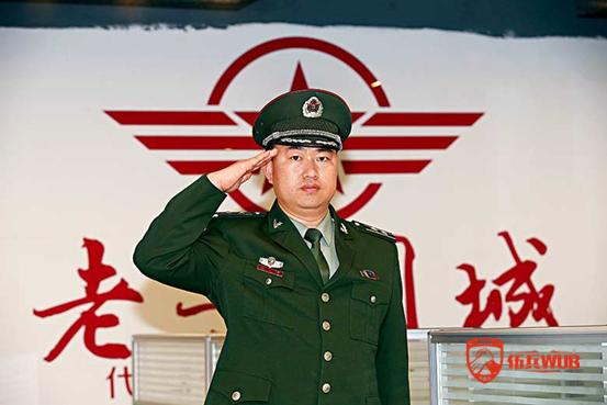 伍兵传媒:老兵出行创始人毛小伟 中国退役军人创业带头人