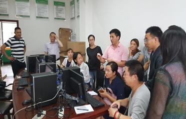 东哲科技助力广汉农业局建设可扩展、全兼容的实效性溯源体系插图3